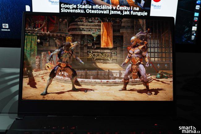 Stadia Mortal Kombat 4K