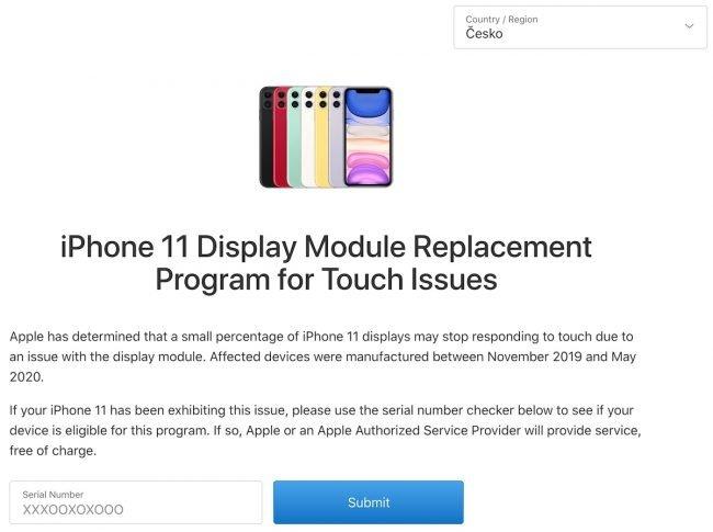iphone SN