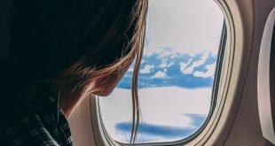 volani v letadle