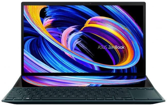 ASUS ZenBook Duo 2