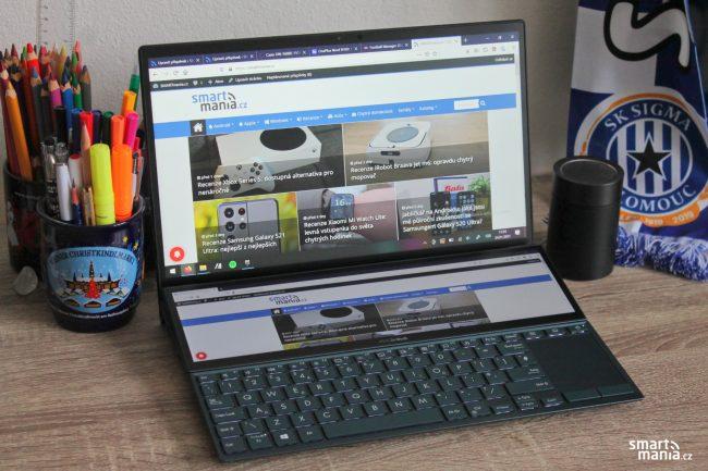 Asus ZenBook Duo UX482 13