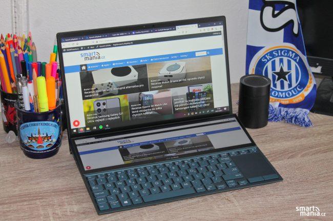 Asus ZenBook Duo UX482 15