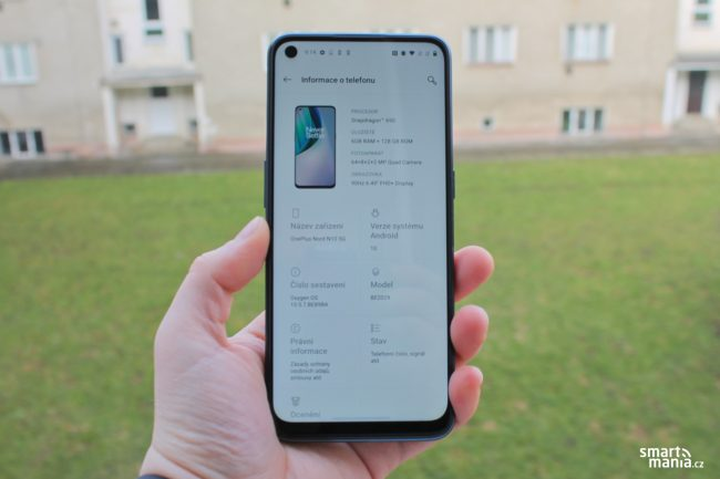 OnePlus Nord N10 10