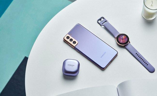 Samsung Galaxy S21 4 1