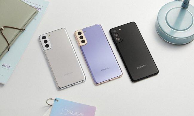 Samsung Galaxy S21 9 1