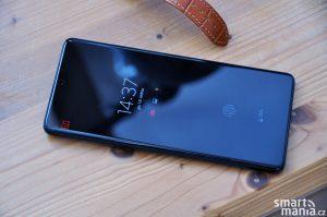 Samsung Galaxy S21 Ultra 5G 120 Hz Always on display