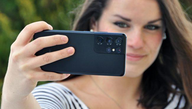 Samsung Galaxy S21 Ultra 5G camera nahled