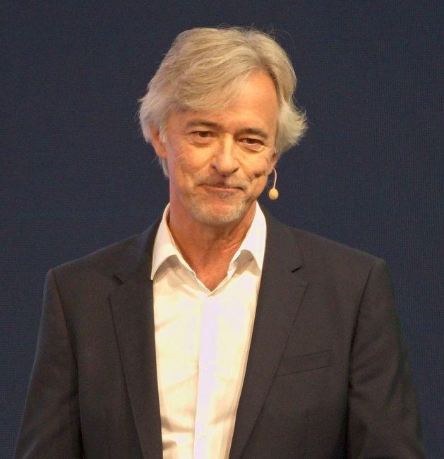 John Krafcik, CEO společnosti Waymo. Zdroj: Wikipedia