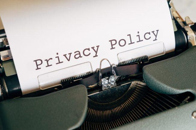 stroj privacy policy