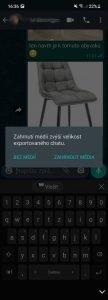 whatsapp migrace