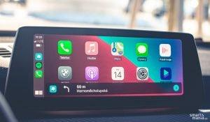 Apple CarPlay funguje i bez kabelu.