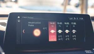 Jedna z mnoha aplikací: předpověď počasí.