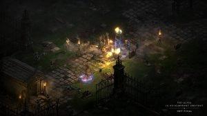 Diablo II Burial Grounds