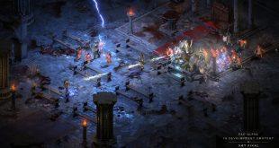 Diablo II Cathedral