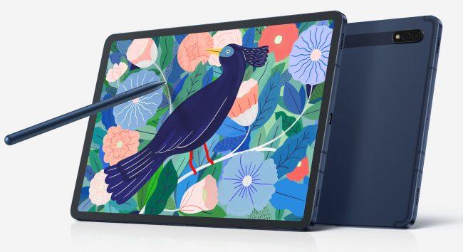 Galaxy Tab S7 clanek