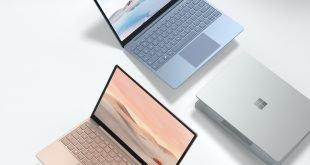 Surface Laptop Go Colors
