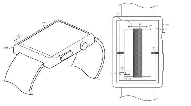 apple watch baterie vibrace
