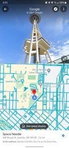 google maps street view split screen 2