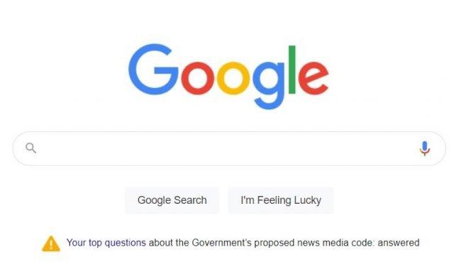 google search australia