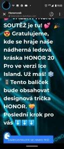 honor fake soutez 2