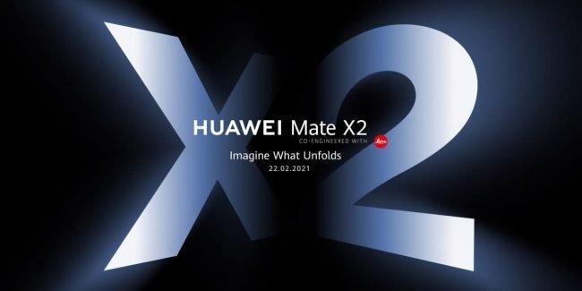 huawei mate x2 1