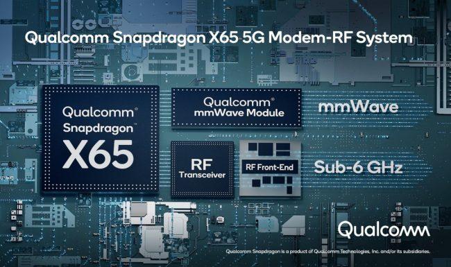 snapdragon X65 1