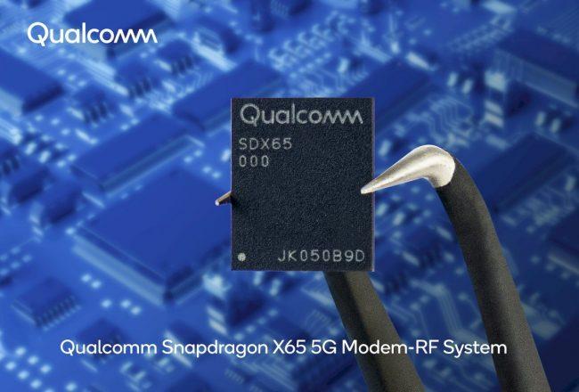 snapdragon X65 2