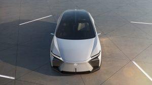 2021 Lexus LFZ 0001