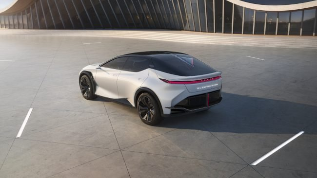 2021 Lexus LFZ 0002