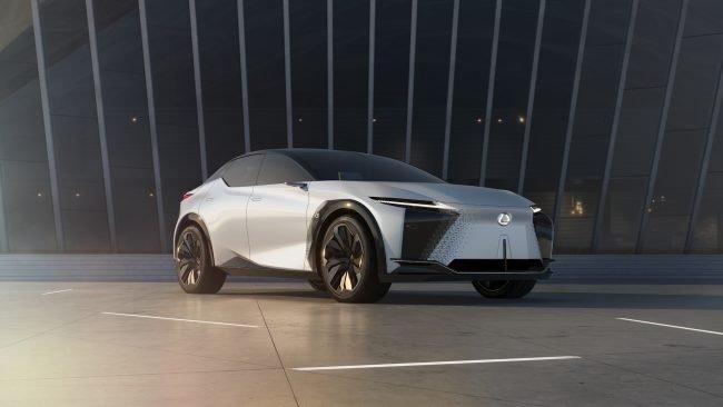 2021 Lexus LFZ 0004