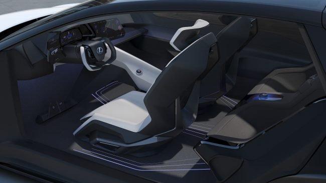 2021 Lexus LFZ 0006
