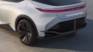2021 Lexus LFZ 0008