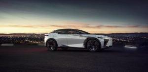 2021 Lexus LFZ 0015