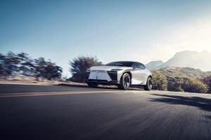 2021 Lexus LFZ 0016