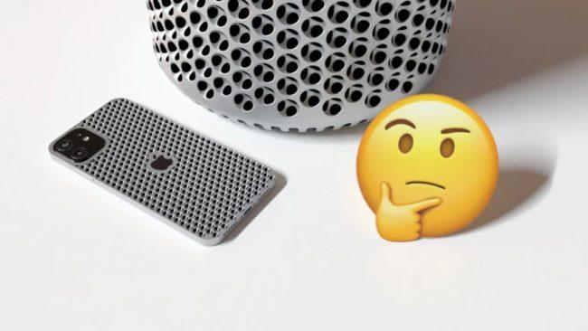 Apple iPhone Mac Pro design Macrumors 1