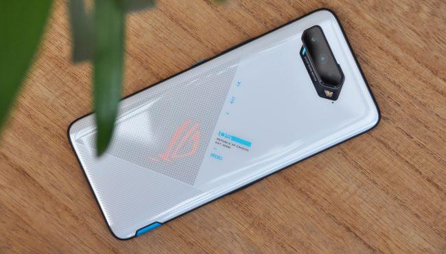 Asus ROG Phone 5 recenze