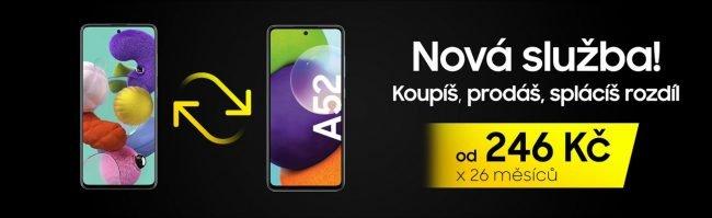 Galaxy A52 upgrade