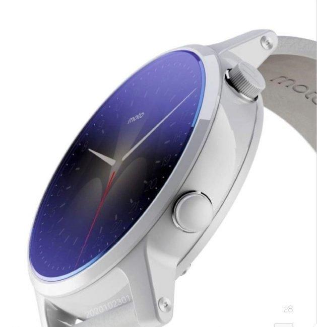 Moto G SmartWatch 1