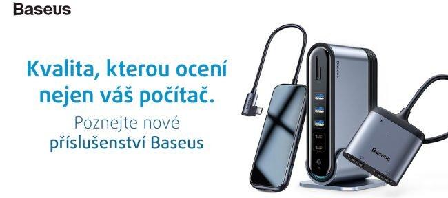 PR Baseus promo