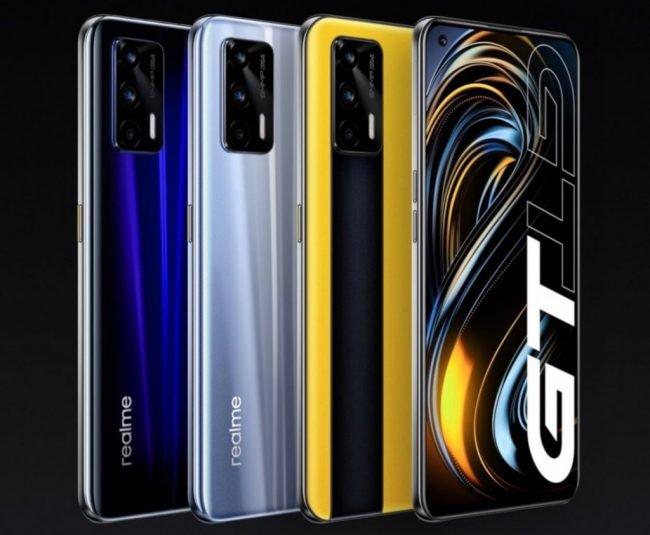 Realme GT 5G 2