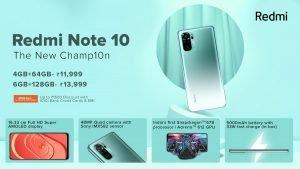 Redmi Note 10 4