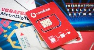 SIM Vodafone 01