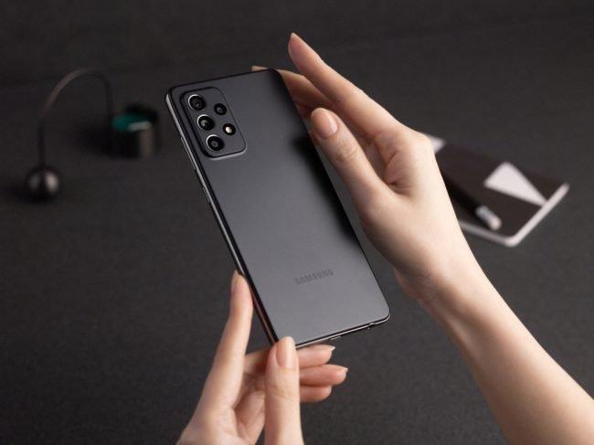 Samsung Galaxy A52 1