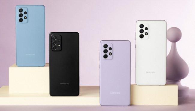 Samsung Galaxy A52 5G A72 1