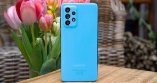 Samsung Galaxy A52 recenze