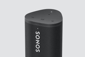 Sonos Roam Shadow Black 05