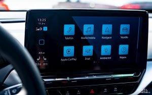 Rychlost systému se zlepšila. Ale pořád má Volkswagen prostor pro inovace. Nový infotainment je možné aktualizovat přes 4G bez návštěvy servisu.