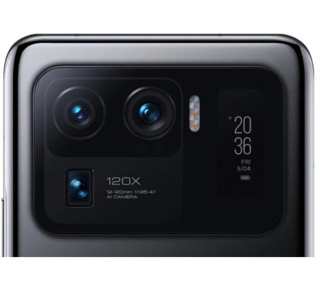 Xiaomi Mi 11 Ultra 9