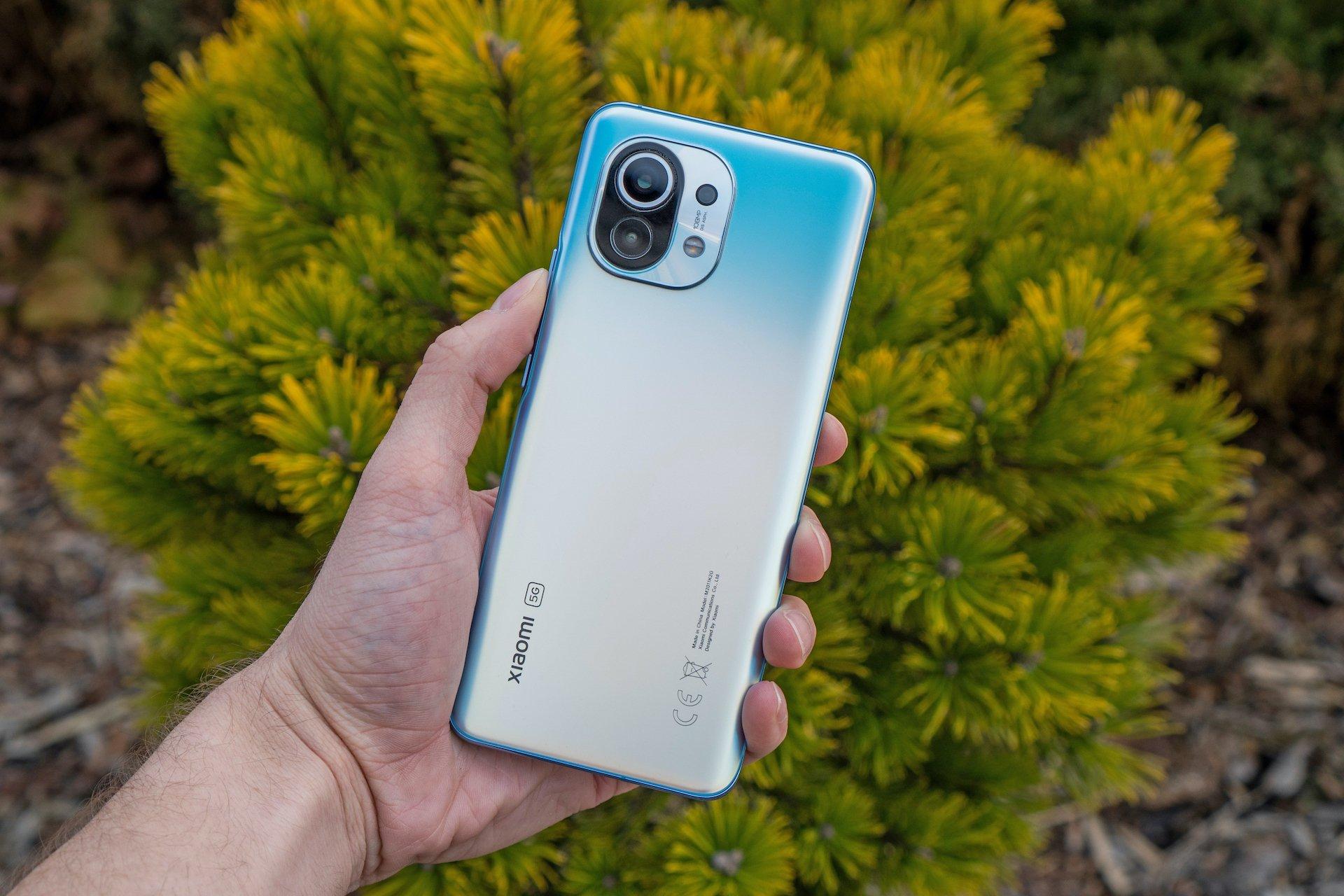 Xiaomi Mi 11 clanek