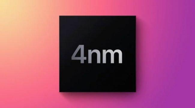 procesor 4nm Macrumors